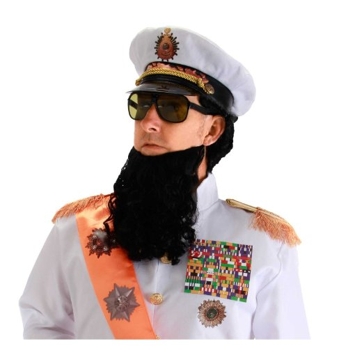 The Dictator Costumes Kit - The Dictator Accessory Kit Costume