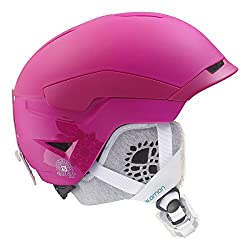 Salomon Quest Access Helmet - Women's Magenta, S