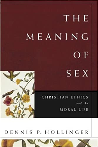 foundation sexual sexual meaning morality Ethics