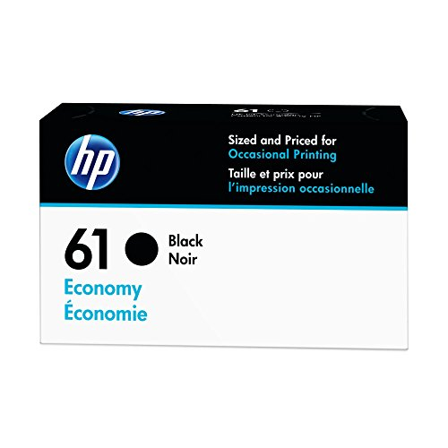HP 61 Cartridge Black Economy product image