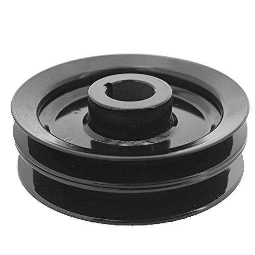 UPC 804314010911, Omix-Ada 17460.01 Crankshaft Pulley and Damper