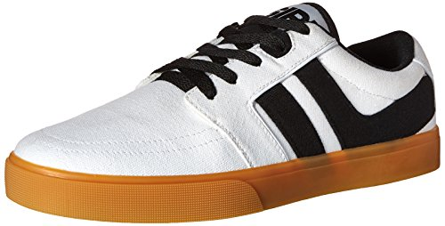Osiris Lumin Fibra sintética Deportivas Zapatos blanco (White/Gum)