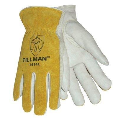 Leather Tillman™ 1414 Top Grain Cowhide Drivers Gloves - Medium ()