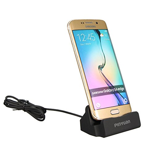 Charging Android Smartphones Desktop Charger