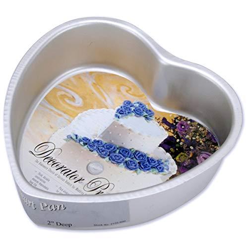 Wilton Decorative Preferred 6-Inch Heart Pan