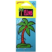 California Scents HO-1202 MC Laguna Breeze Palms Hang Outs® Car Air Freshener by California Scents