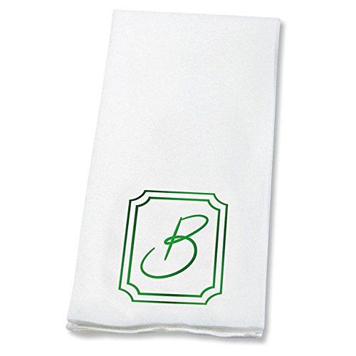 Lillianvernon Frame Initial Guest Hand towels by Lillian ...