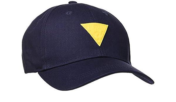 Guess Patch Cap Gorra de béisbol, BLU, Uni para Hombre: Amazon.es ...