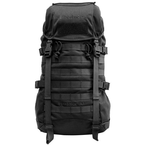 Karrimor SF Predator 30 Backpack One Size Black by Karrimor SF