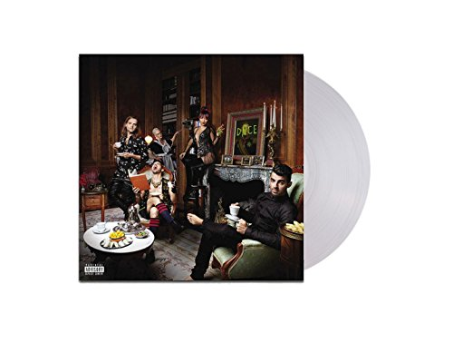 DNCE (Limited Edition Clear Colored Vinyl)