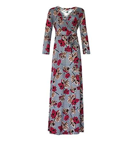 cheetah print tunic dress with belt - 9
