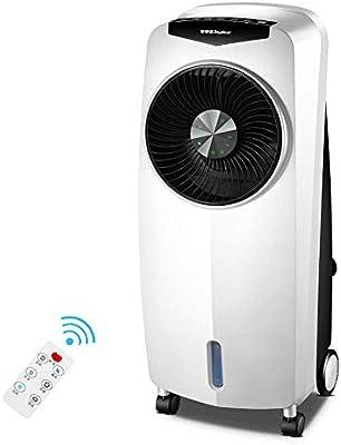 Ventilador del aire acondicionado, humidificador de ión negativo ...