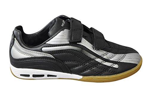 D' Veeze Noir Argent Junior Intérieur 29 Chaussures v 6Swq6d