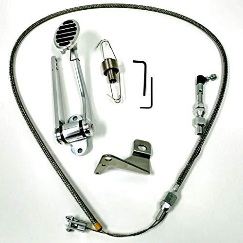 Billet Pedal Kit - 5