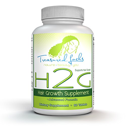 Treasured Locks H2G Hair Growth Vitamins