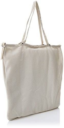Tous Shopping Jodie Mossaic Tie - Borse a spalla Donna, Beige, 1x42x37 cm (W x H L)