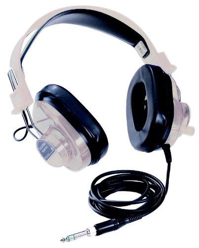 - Califone 2924AVPS Stereo Headphones, Beige