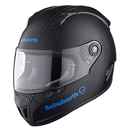 Schuberth SR1 Stealth azul casco de moto