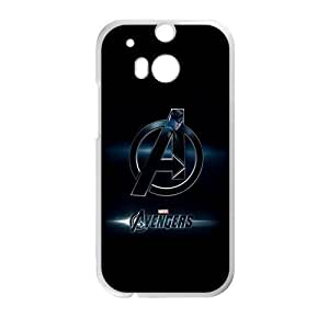 WXSTAR Fashion The Avengers Custom Case for HTC One M8 (Laser Technology) by ruishername