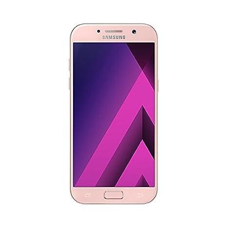Samsung Galaxy A5 Lte Sm A520f Peach Cloud Sim Free Amazon De