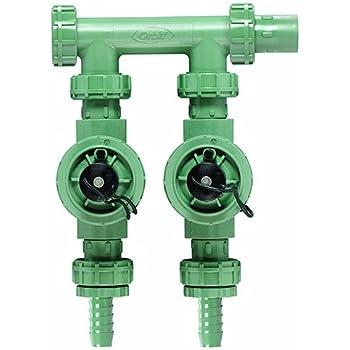 Orbit Irrigation | Slip Transition Adapter, Green