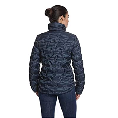 Gerry Women's Lightweight Warmth Puffer Jacket 650 Down Fill Power: Clothing