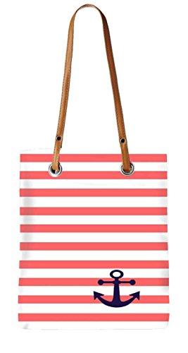 Snoogg Strandtasche, mehrfarbig (mehrfarbig) - LTR-BRO-050-ToteBag