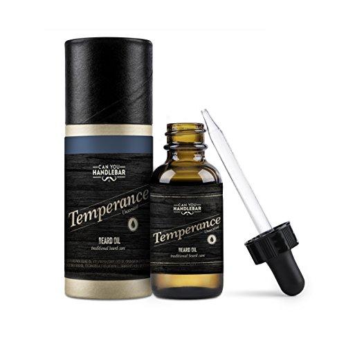Handelbar Temperance Premium Beard Bottle