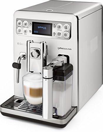 Saeco Exprelia EVO - Cafetera espresso súper automática, con ...