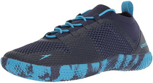 Speedo Women's Fathom Aq Fitness Water Shoe Navy/Blue