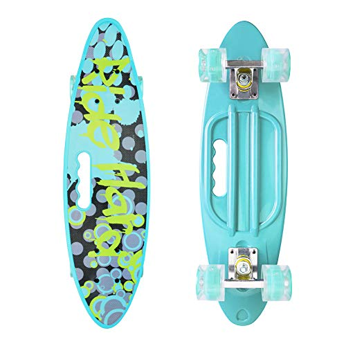 nickel board deck - 7