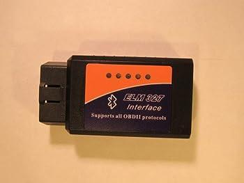 ELM327 scan tool