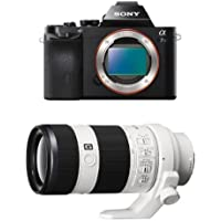 Sony Alpha a7S Compact Interchangeable Lens Digital Camera w/ 70-200mm