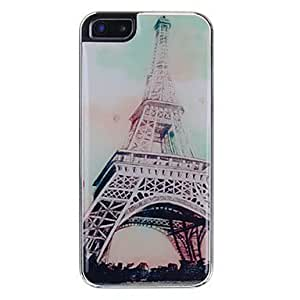 HP-Caso Eiffel Tower paingting para el iPhone 5/5S
