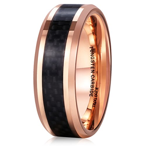 King Will Tungsten Carbide Wedding product image
