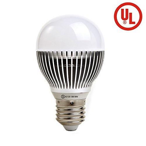 Led Light Bulb 900 Lumen Warm White 9 Watt in US - 5