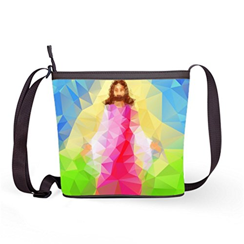 Sling Bags07 Print Bag Bag with Bag Christianity Jesus Sling Popular Shoulder Fashion Female Casual and Crossbody wxX7SS6qZ