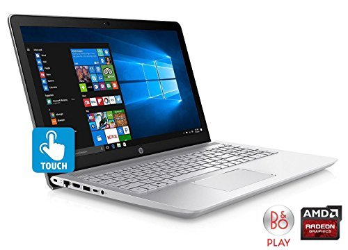 HP Touch 15z Sleek Laptop in Empress Red Quad Core Processor up to 3.4GHz 8GB 1TB 15.6in HD WiFi DVD+/-RW HDMI (Renewed)
