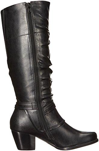 Baretraps Women's Bt Ribbon Slouch Boot Black 80V7A