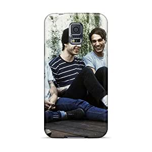 CharlesPoirier Samsung Galaxy S5 Perfect Hard Cell-phone Cases Customized High Resolution Rise Against Pictures [eRH1590wCnR]