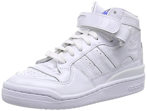 adidas - Forum Mid Rs NIGO, Scarpe da Ginnastica Unisex - Adulto Bianco (Weiß (Ftwr White/Ftwr White/Ftwr White))