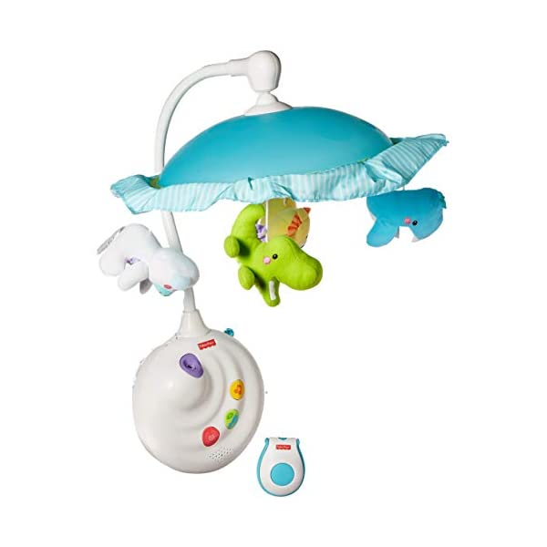 Fisher Price Precious Planet 2-in-1 Projection Mobile – Replacement Hanging Toy Animals