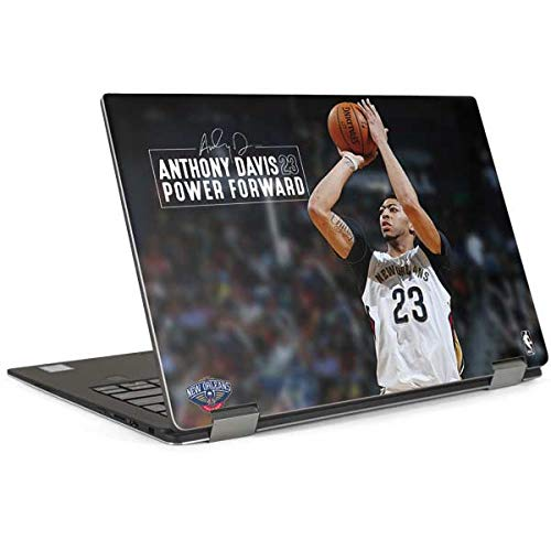 Skinit NBA New Orleans Pelicans XPS 13 2-in-1 (2018) Skin - Anthony Davis #23 New Orleans Pelicans Power Forward Design - Ultra Thin, Lightweight Vinyl Decal Protection by Skinit (Image #4)