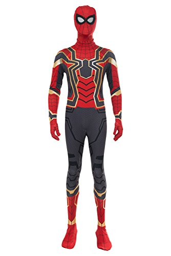 ValorSoul Cosplay Bodysuit Mens Zentai Bodysuit Halloween Cosplay Costumes 3D Style Bodysuit