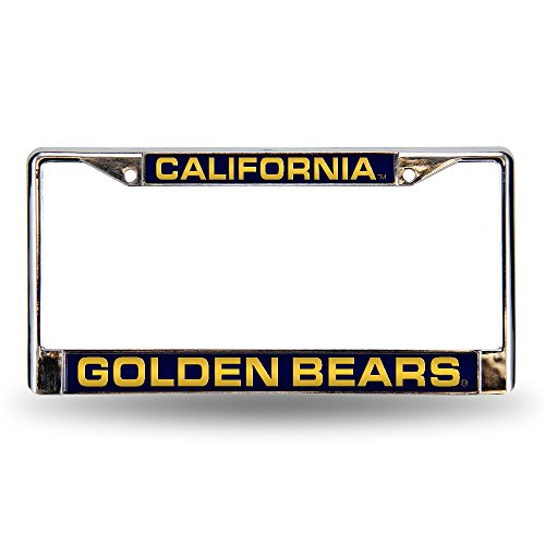 Rico Industries California Berkeley License Plate Frame