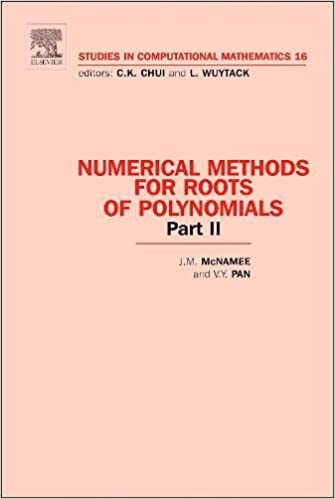 Numerical methods for roots of polynomials part ii volume 16 numerical methods for roots of polynomials part ii volume 16 studies in computational mathematics 1st edition fandeluxe Image collections