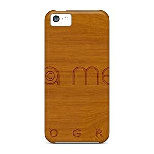 Shock-dirt Proof Luna Messi Photography - Wood Textures Case Cover For Iphone 5c Kimberly Kurzendoerfer