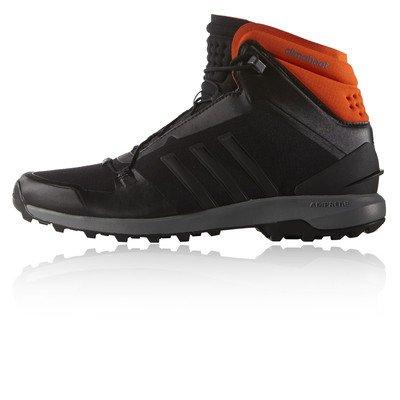 adidas Performance FASTSHELL MID Chaussures de Randonnee Unisex Noir Orange ClimaHeat