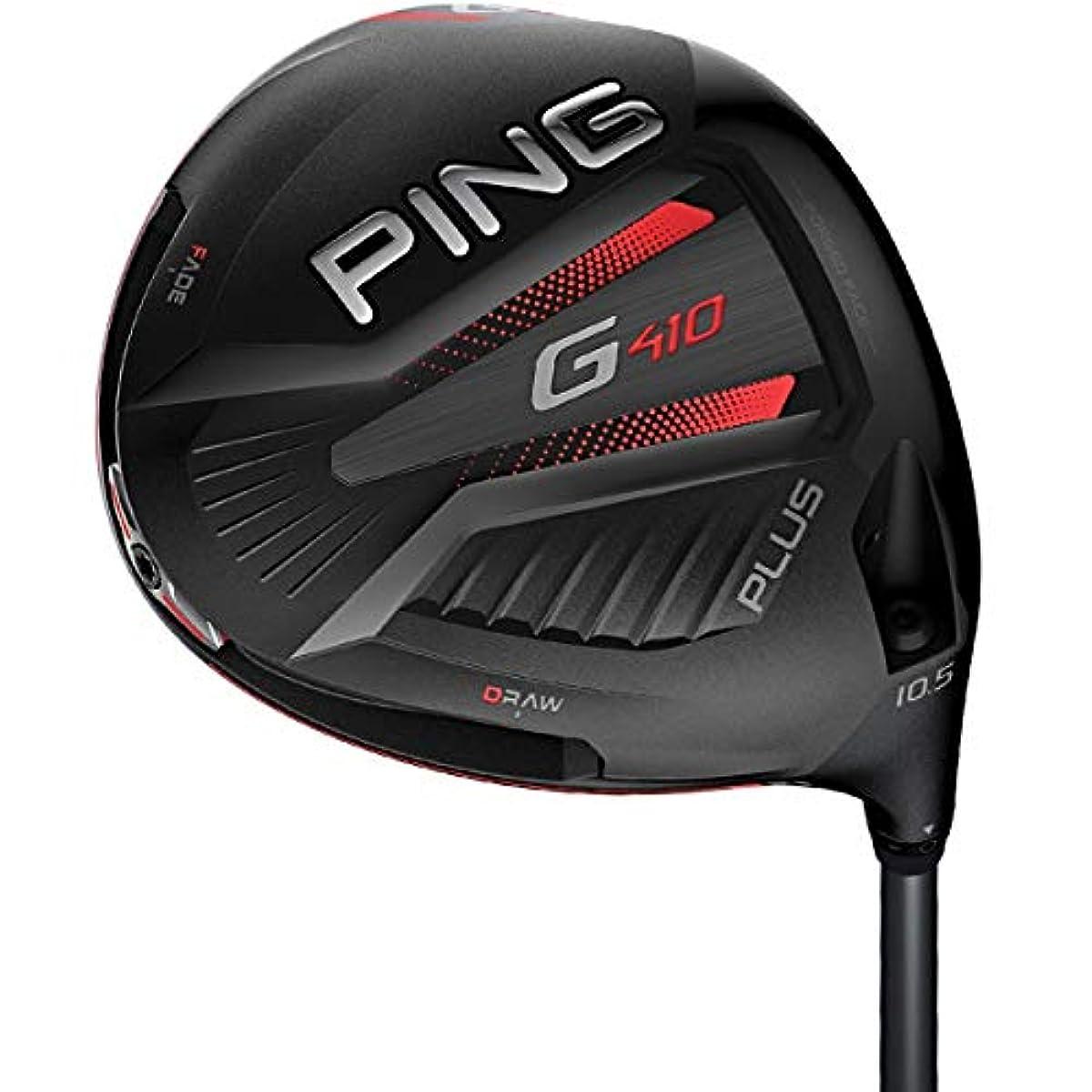 [해외] PING(핀) G410 PLUS 드라이어이버 ALTA J CB RED 카본 샤프트 맨즈 골프 클럽 오른손잡이용