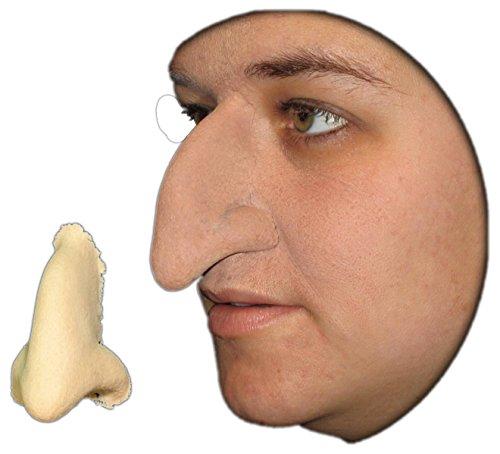 Wicked Witch Nose Foam Latex Prosthetic (Foam Latex Mask)